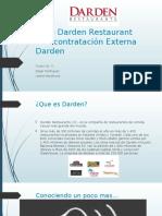 Caso Darden Restaurant