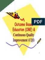 CSE Dept Outcome Based Education Compatibility Mode