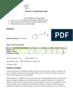 Practica 2 Cristalizacion Simple