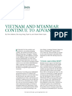 BCG Vietnam and Myanmar Continue to Advance Aug 2016