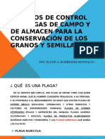 Conservacion de Granos y Semillas 2015 Expo