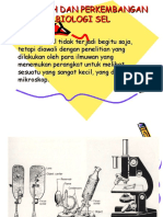 Sejarah Dan Perkembangan Biosel