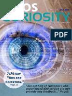 Ipsos - Curiosity July 2016 Issue Ipsos - Curiosity July 2016 Issue