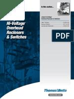 Joslyn Hi-Voltage Overhead Reclosers.pdf