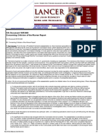 CIA Document on Term Conspiracy Theorist - 1035-960