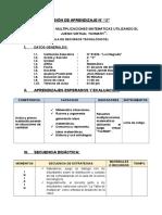 sesion de MATEMATICA 01 de junio.docx