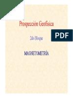 Magnetometria Teoricas I y II