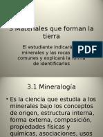 3 Materiales Que Forman La Tierra9feb