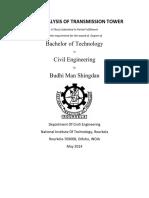 Dynamic Analysis eThesis