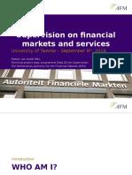 20160908 - Presentation University of Twente - IEM - Financial semester 2016 - Martijn van Andel.pptx