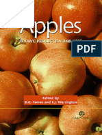 Apples - Botany, Production and Uses