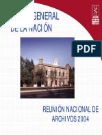 Descripción archivistica ISAD