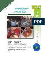 Analisis Anatomi Dan Histologi Ikan