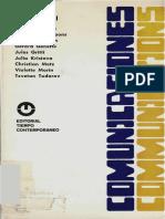 Barthes, Roland Et Al 1972 Lo Verosimil