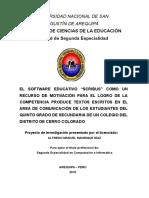 Proyecto Investigacion SCRIBUS