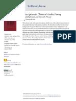 Brill - Description in Classical Arabic Poetry - 2013-07-06