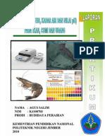 Analisis Kimia Pada Ikan Dan Udang