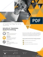 Pitchologie Roleplay Training