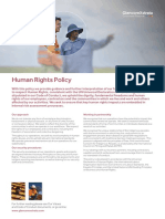 Human Rights Policy English