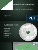 Developement Economics - Final Presentation