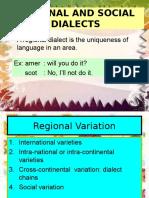 Sociolinguistic Presentation Group 3