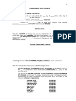 Deed of Conditional Sale - Sn felipe.docx