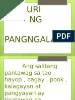 Group 3-Uri Ng Pangngalan