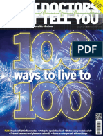 100 Ways to Live to 100years