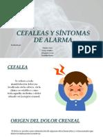 Cefaleas y Síntomas de Alarma.pptx