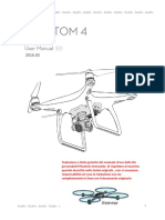Manuale Italiano Dji Phantom 4