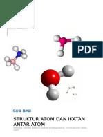 1 Struktur Atom Dan Ikatan Antar Atom