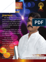 Spiritual Journey With Dr Sanjay