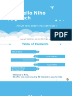 Niho Tech Product Introduction