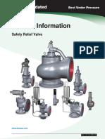 Safety Relief Valve General Information Copy