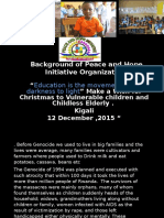 A case study exploring how indoor play is used to support