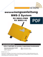 Deutsch BMS 2 Hetronic