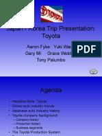 Toyota Presentation (1)