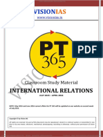 International Relation Vision 365PT [Raz Kr]