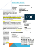 1_clase- H.C. Pediatrica