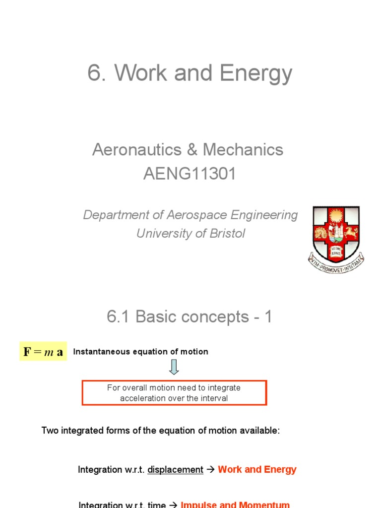 Work Energy 2 | Potential Energy | Force
