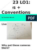 unit 23 lo1- codes   conventions