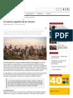 El Camino Español de Los Tercios _ Historia de Iberia VIeja