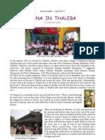 04 Dana in Thaleba, Burma Update (April 09)