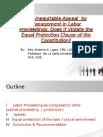 -The Inequitable Appeal Original