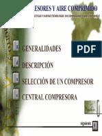 Compresores y Aire Comprimido (Junta de Castilla y León)