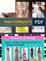 Pattern Drafting and Designing
