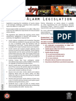 QFES Smoke Alarm Legislation (July 2007) Information Sheet