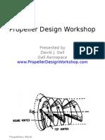 Propeller Design Workshop Part I.pps