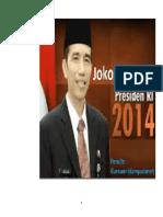 Buku Jokowi for Presiden 2014