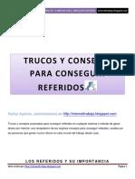 Karina Trucos y Consejos Para Conseguir Referidos